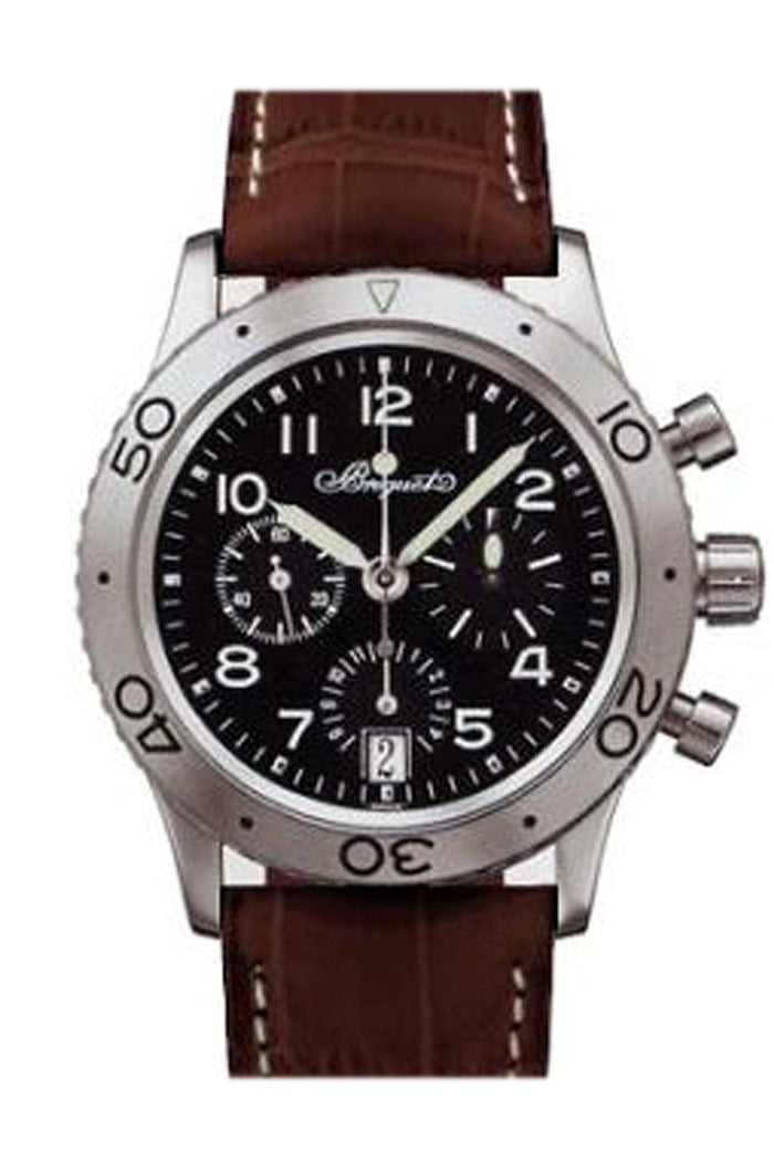 Breguet Type XX Transatlantique Men's Watch 3820ST/H2/9W6