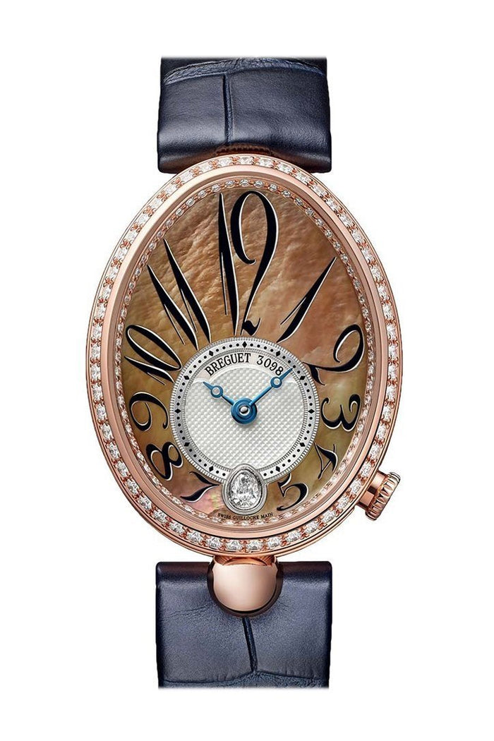 Breguet Reine de Naples Automatic Ladies Ladies Watch 8918BR5T964D00D