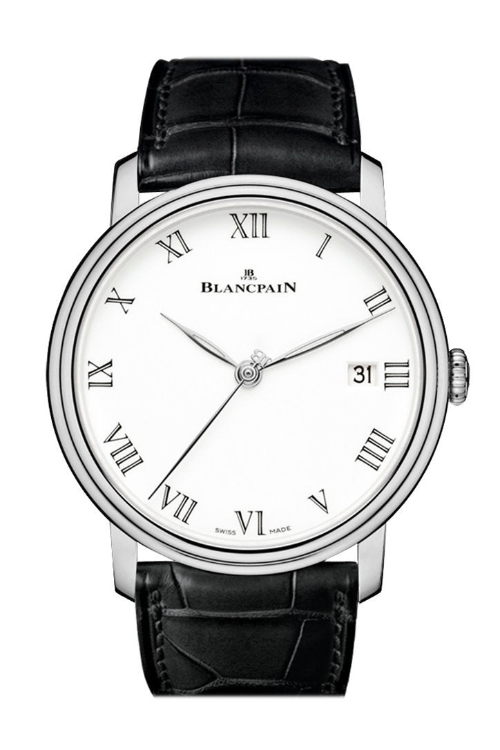 Blancpain Villeret 8 Days Automatic Mens Watch 6630-1531-55B