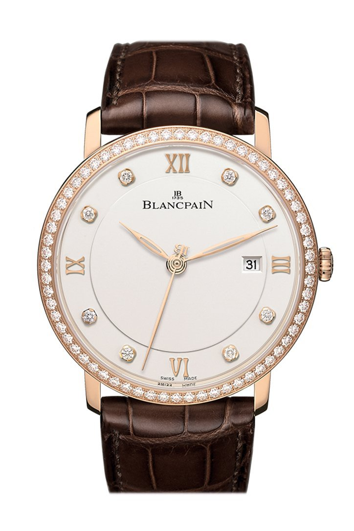 Blancpain Villeret Automatic Mens Watch 6651-2987-55B