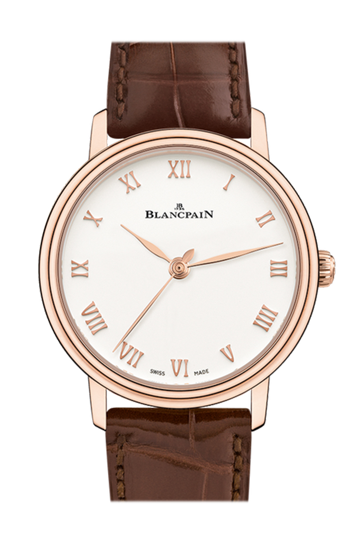 Blancpain Villeret Moonphase and Complete Calender 6263-1127-55B