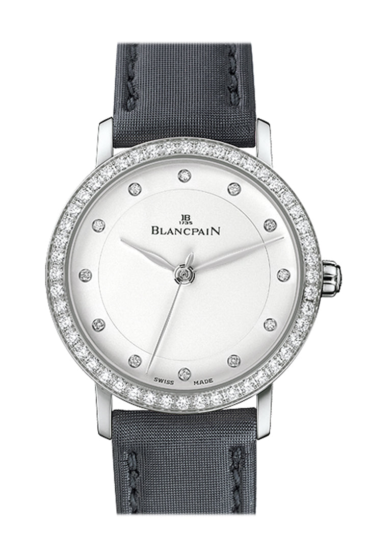 Blancpain Villeret Ultra Slim Ladies Automatic 29mm Ladies Watch 6102-4628-95