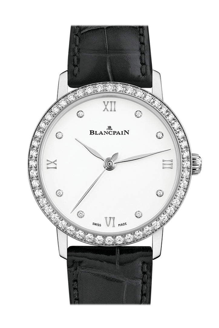 Blancpain Villeret Ultra Slim Automatic 29.2mm Ladies Watch 6104-4628-55A