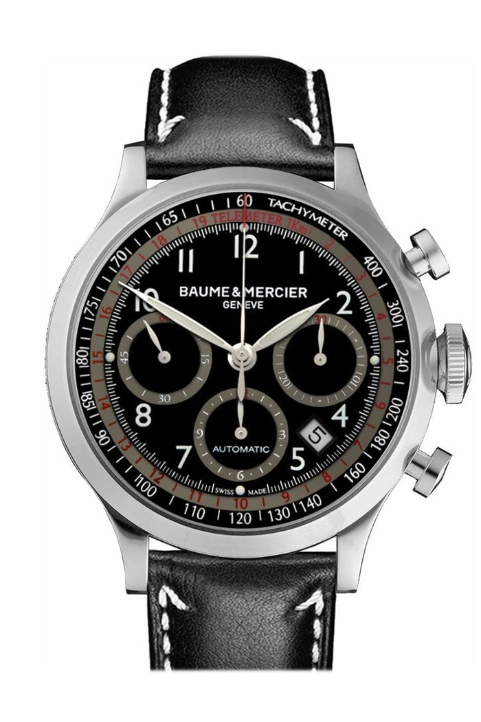 Baume & Mercier Capeland Chronogragh 10001