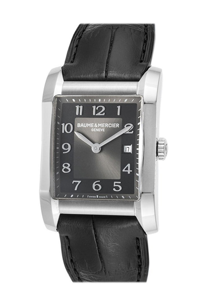 Baume & Mercier Hampton Rectangular 10019