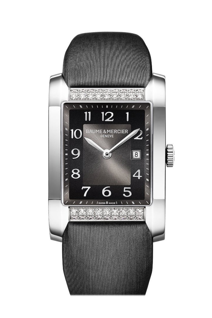 Baume & Mercier Hampton Rectangular 10024