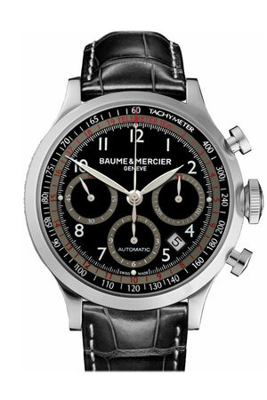 Baume & Mercier Capeland 10084 Black Watch