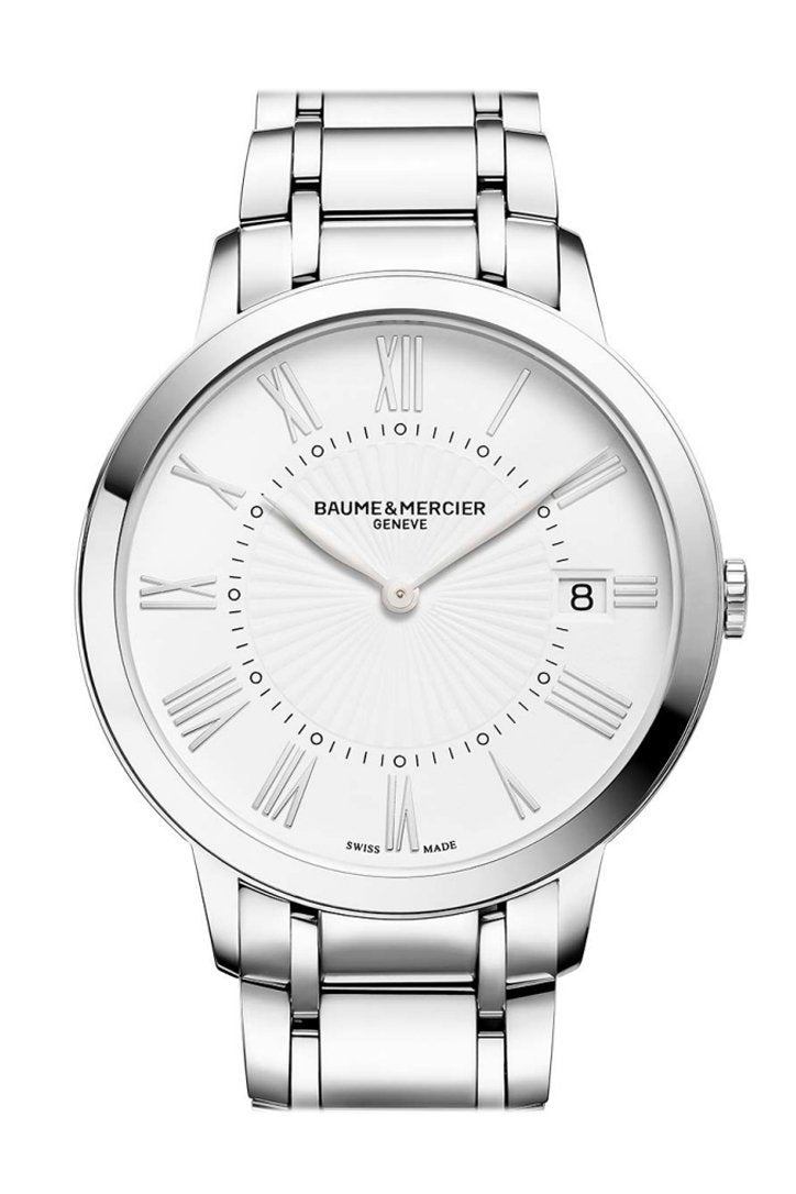 Baume & Mercier Classima 10261 White Watch