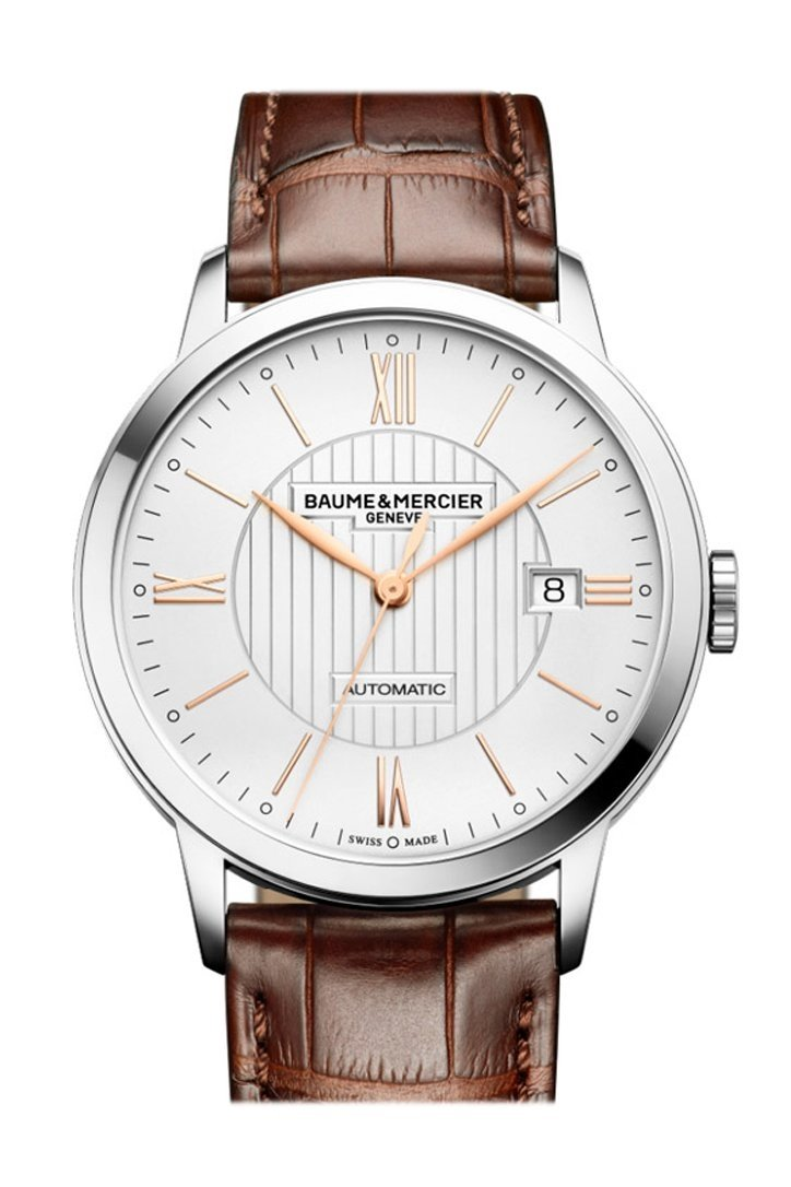 Baume & Mercier Classima 10263 Silver Watch