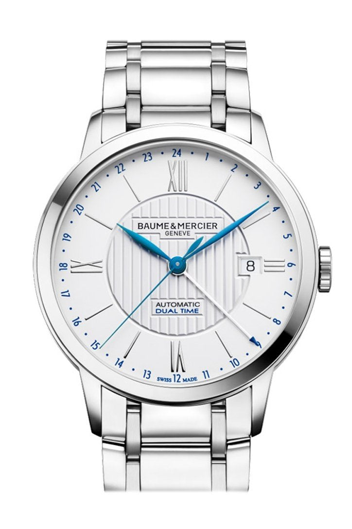 Baume & Mercier Classima 10273 Silver Watch