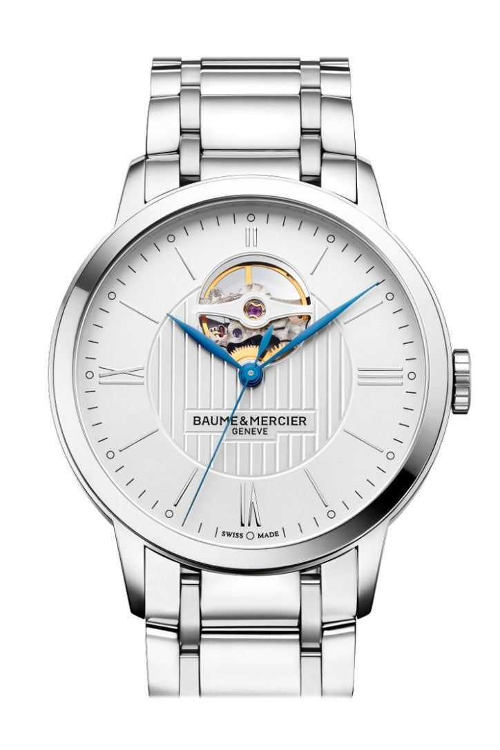 Baume & Mercier Classima 10275 Silver Watch