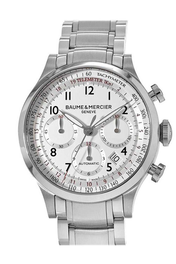 Baume & Mercier Capeland Chronogragh 10061 Watch