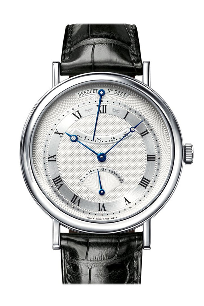 Breguet Classique WG Retrograde Seconds 5207BB129V6