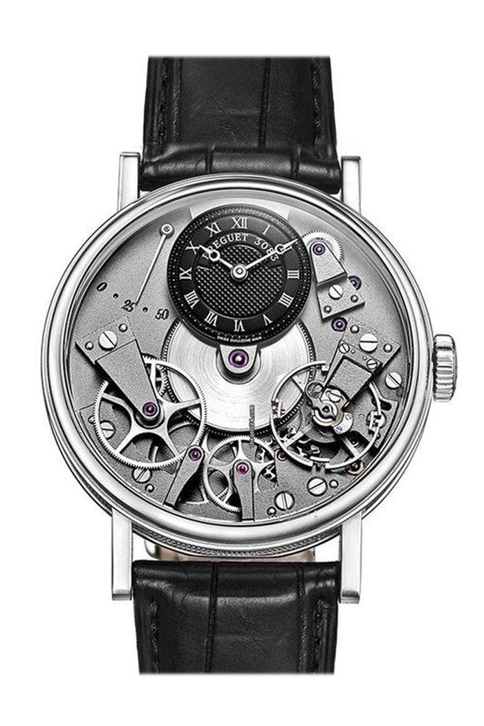 Breguet Tradition Silver Dial 7057BB119V6