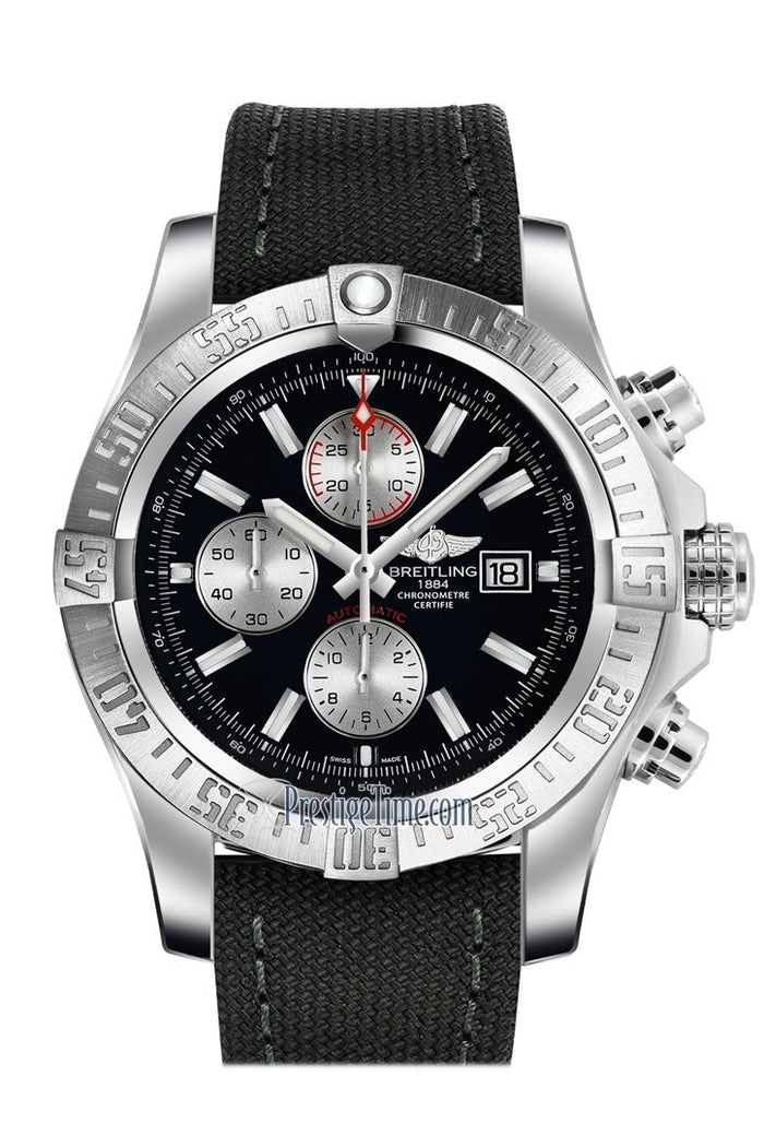 Breitling Super Avenger II Mens Watch A1337111/BC29-104W