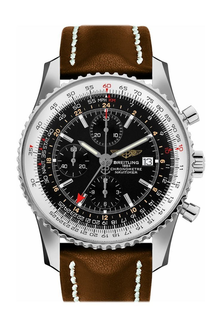 Breitling Navitimer World Mens Watch A2432212/B726-443X