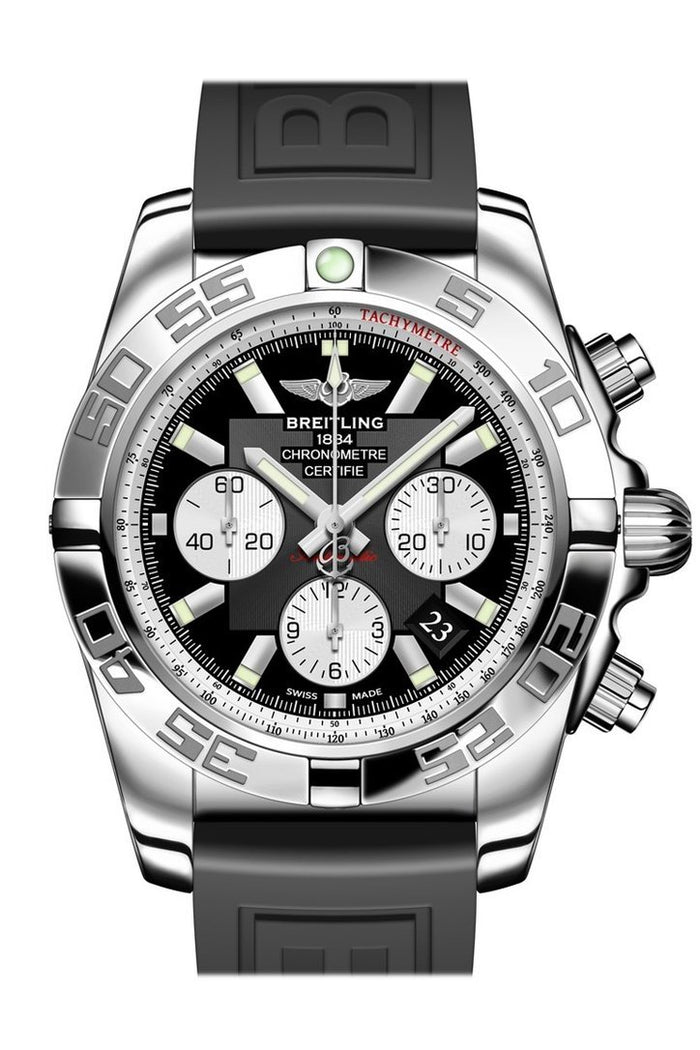 Breitling Chronomat 44 Automatic Chronograph Mens Watch AB011012/B967/152S