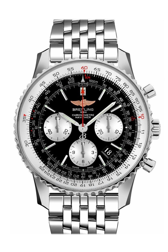 Breitling Navitimer 01 Mens Watch AB012012/BB01-447A