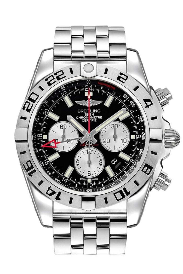 Breitling Chronomat GMT Mens Watch AB0413B9/BD17-383A
