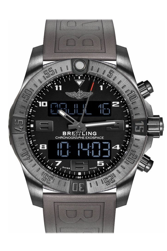 Breitling Exospace Mens Watch B55 VB5510H1/BE45-245S