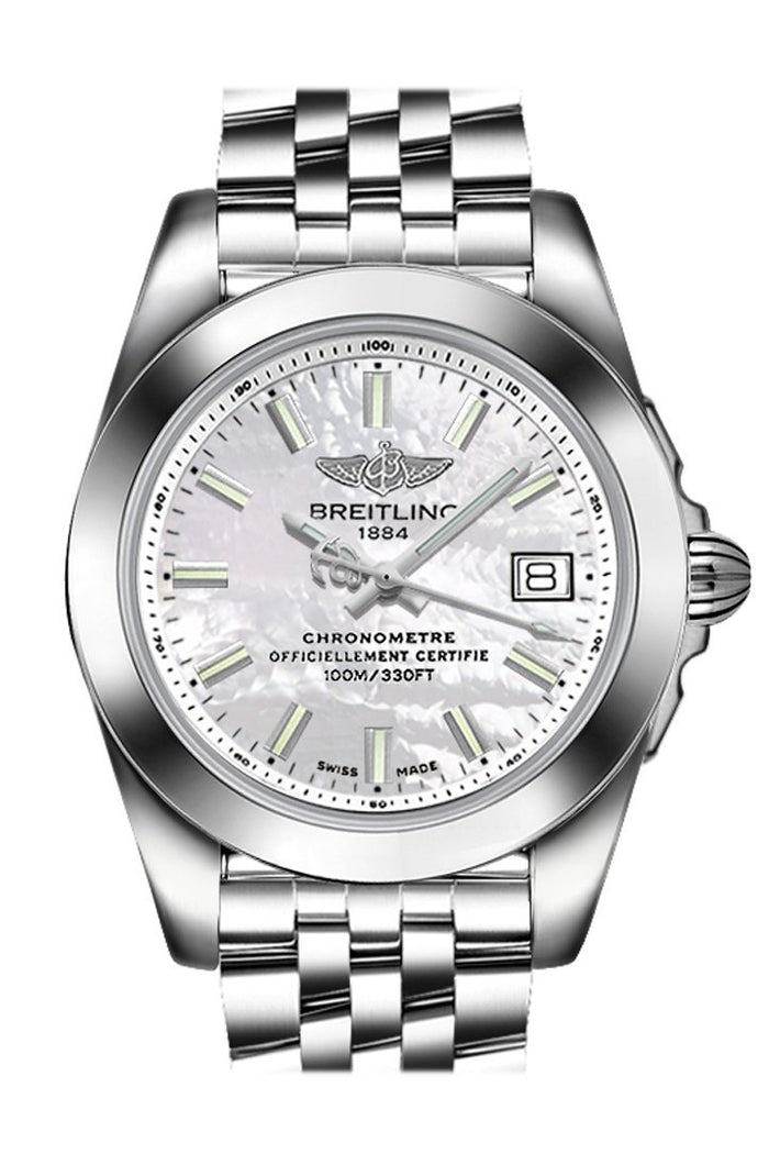 Breitling Galactic 36 Mens Watch W7433012/A779-376A