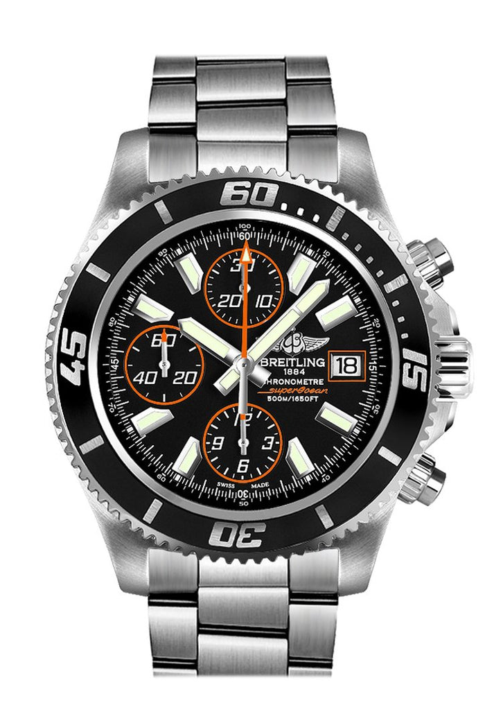 Breitling Superocean Chronograph II Men's Watch A1334102