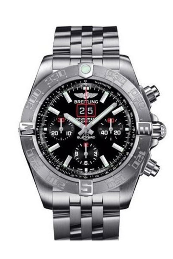 Breitling Chronomat Blackbird Men's Watch A4436010 BB71