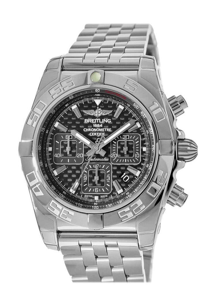 Breitling Chronomat 44 Stainless Steel Men's Watch AB011012 C789