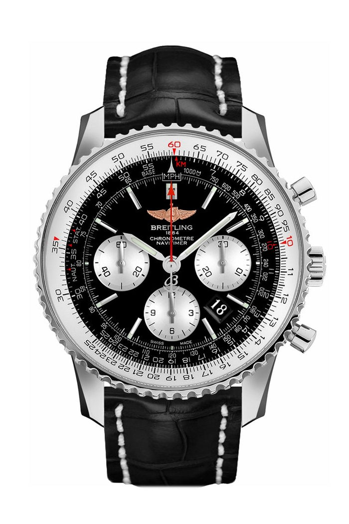 Breitling Navitimer 01 46MM Men's Watch AB012721 BD09