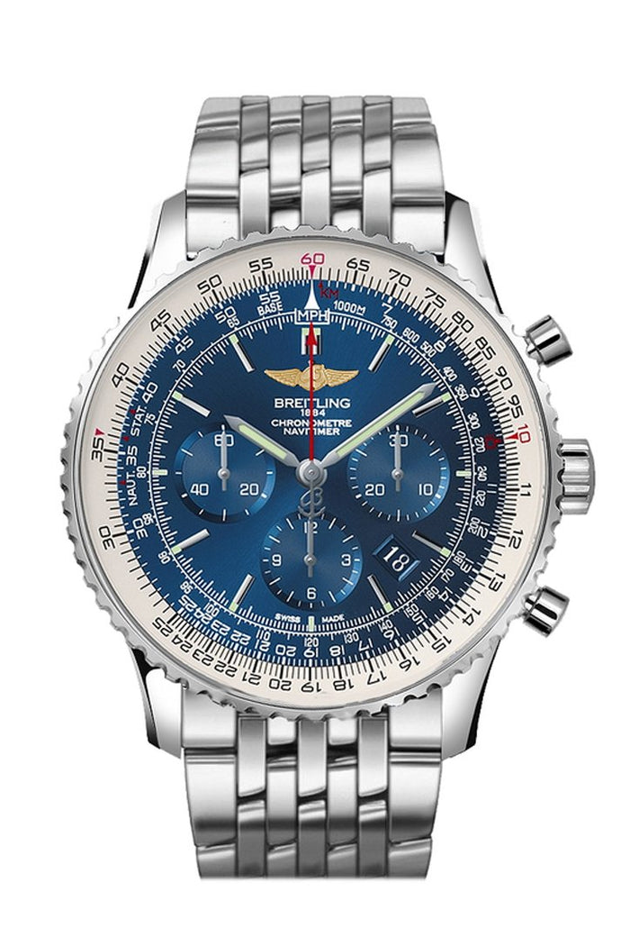 Breitling Navitimer 01 46MM Men's Watch AB012721 C889