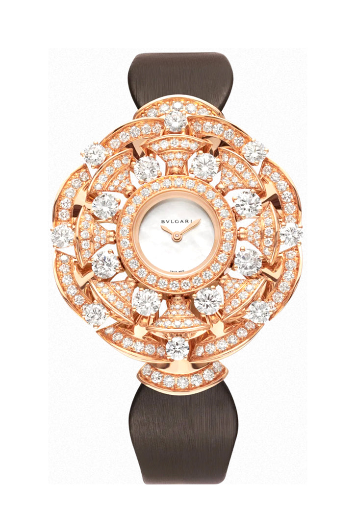 Bvlgari Divas Dream watch 102546