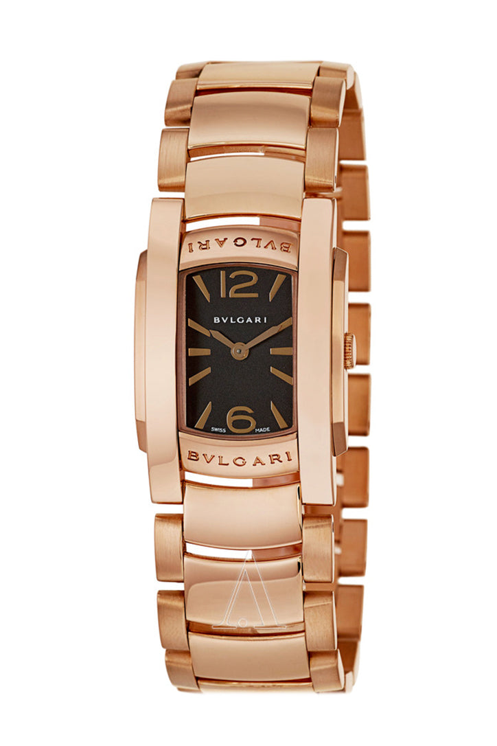 Bvlgari Assioma D Rose Gold Watch AAP31BGG