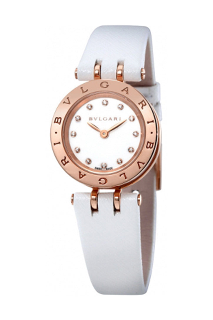 Bvlgari B.zero1 Quartz 23mm Ladies Watch BZ23WSGCL/12