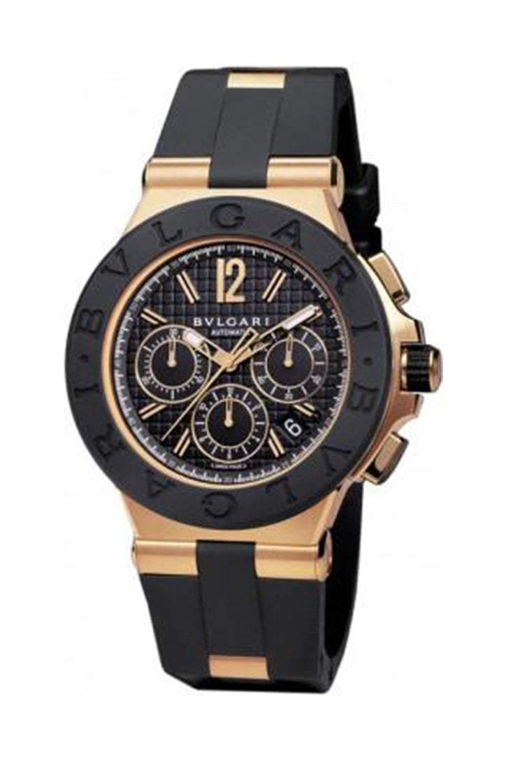 Bulgari Diagno Watch DGP42BGVDCH