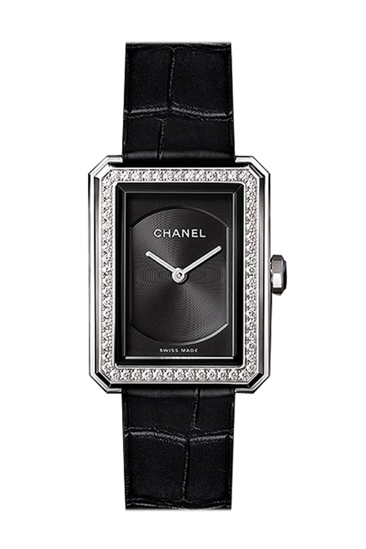 CHANEL Chanel Boy-Friend Ladies Watch H4883