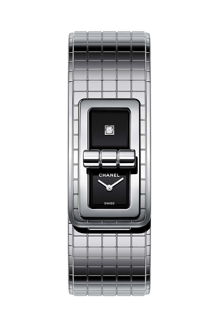 Chanel J12 Diamonds Ladies Watch H1628