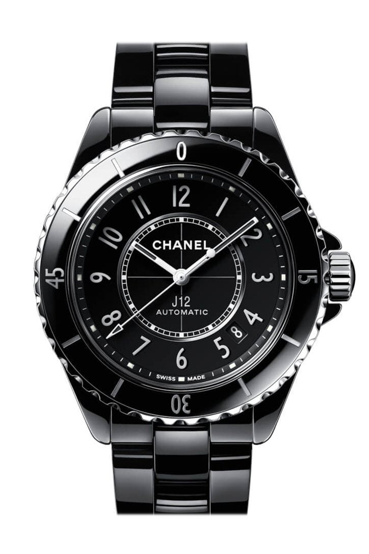 Chanel J12 Automatic 38mm Ladies Watch H5697