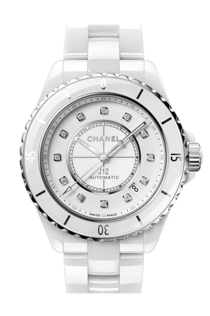 Chanel J12 Automatic 38mm Ladies Watch H5705