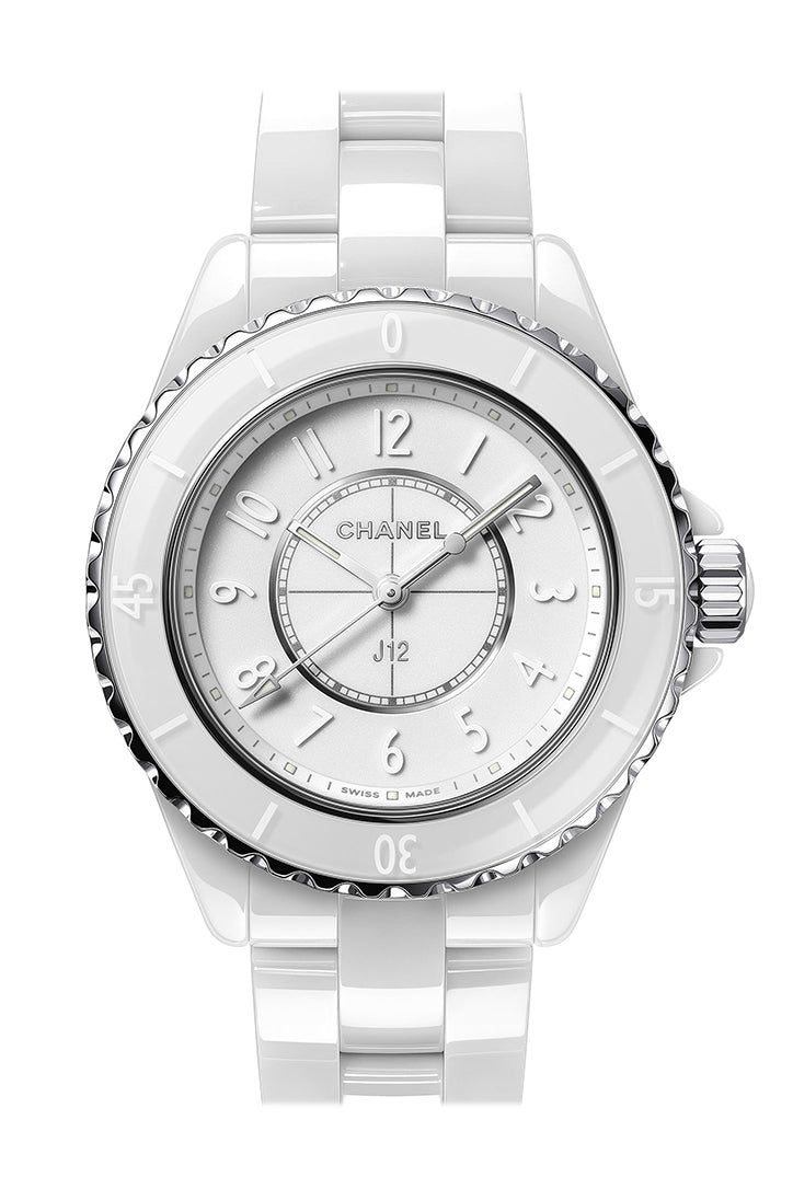 CHANEL J12 Mirror Automatic Ladies Watch H4862