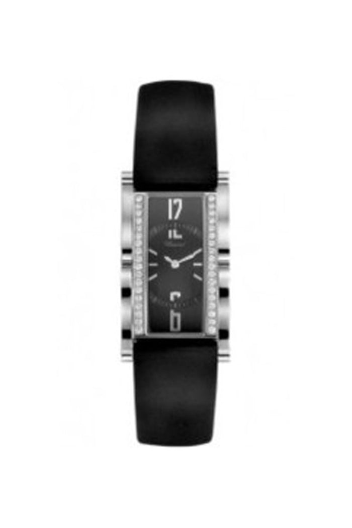 Chopard Classique Black Arabic-Index Dial Ladies Quartz Watch 139017-1001