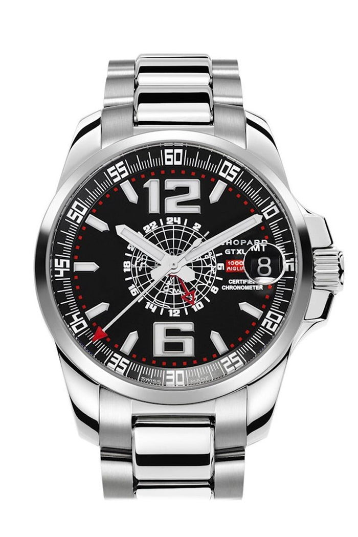Chopard Mille Miglia Gran Turismo XL GMT Mens Watch 158514-3001