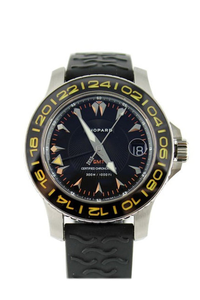 Chopard L.U.C Complications Black Dial Men's Watch 158959-3001