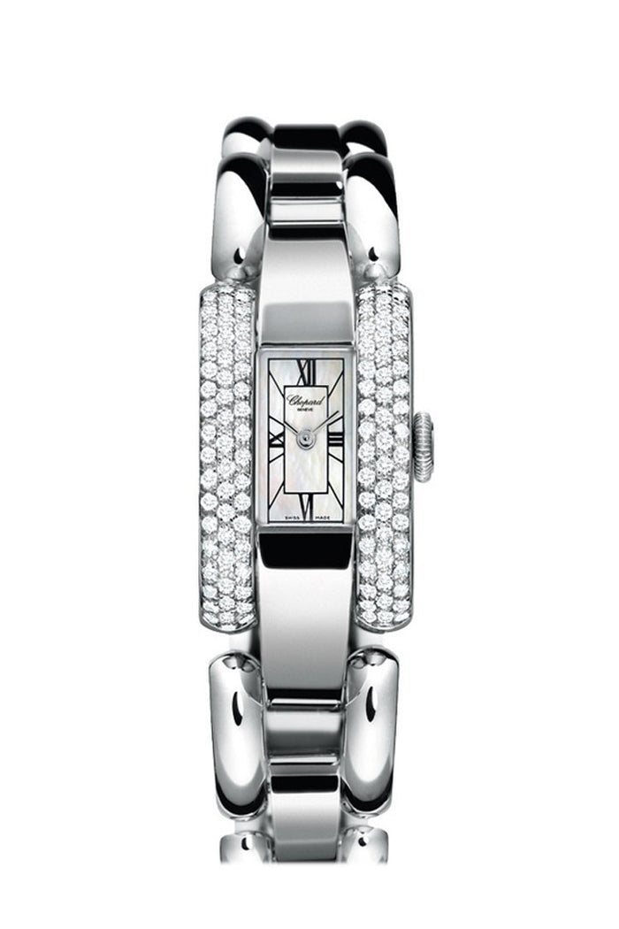 Chopard La Strada White Gold 416547-1001