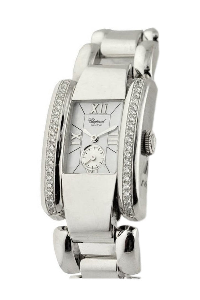 Chopard La Strada White Gold 416915-1001