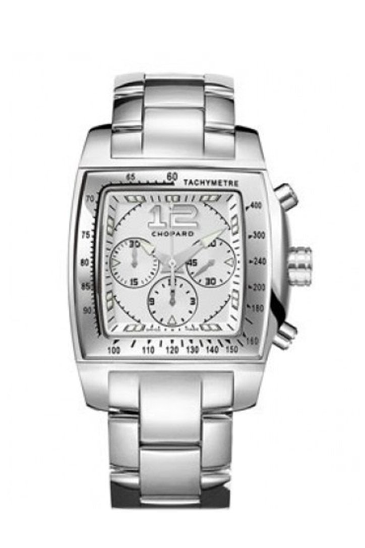 Chopard Two O Ten Automatic Chronograph Stainless Steel Ladies Watch 158462/3003