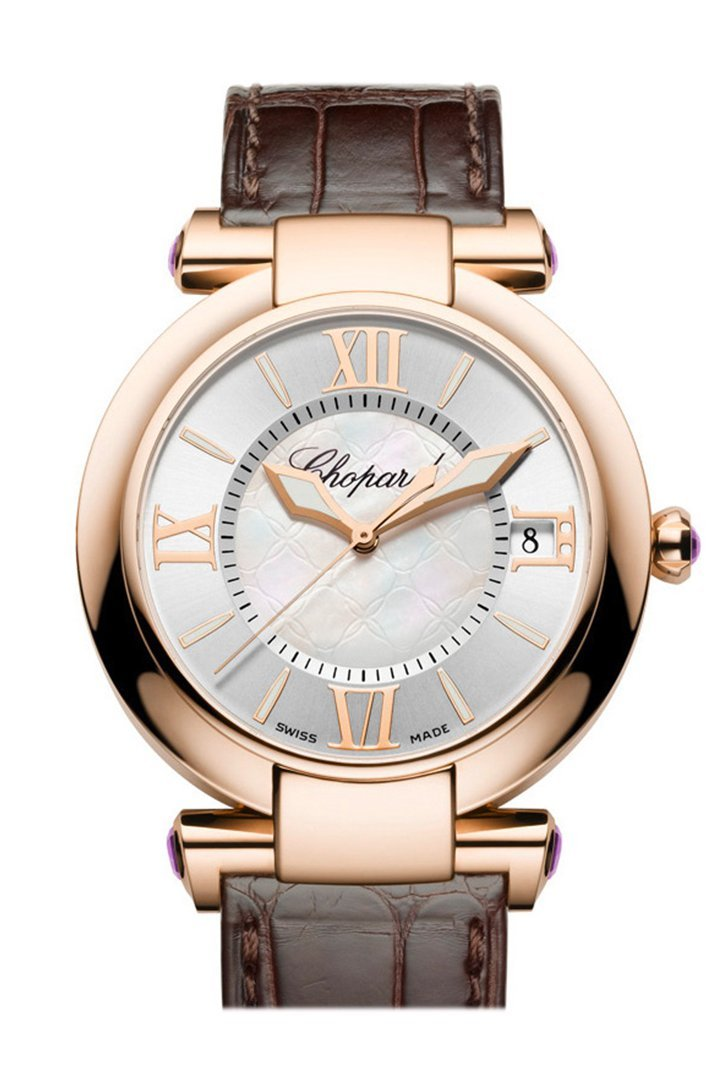 Chopard Imperiale Automatic Pearl 40Mm Ladies Watch 384241-5001