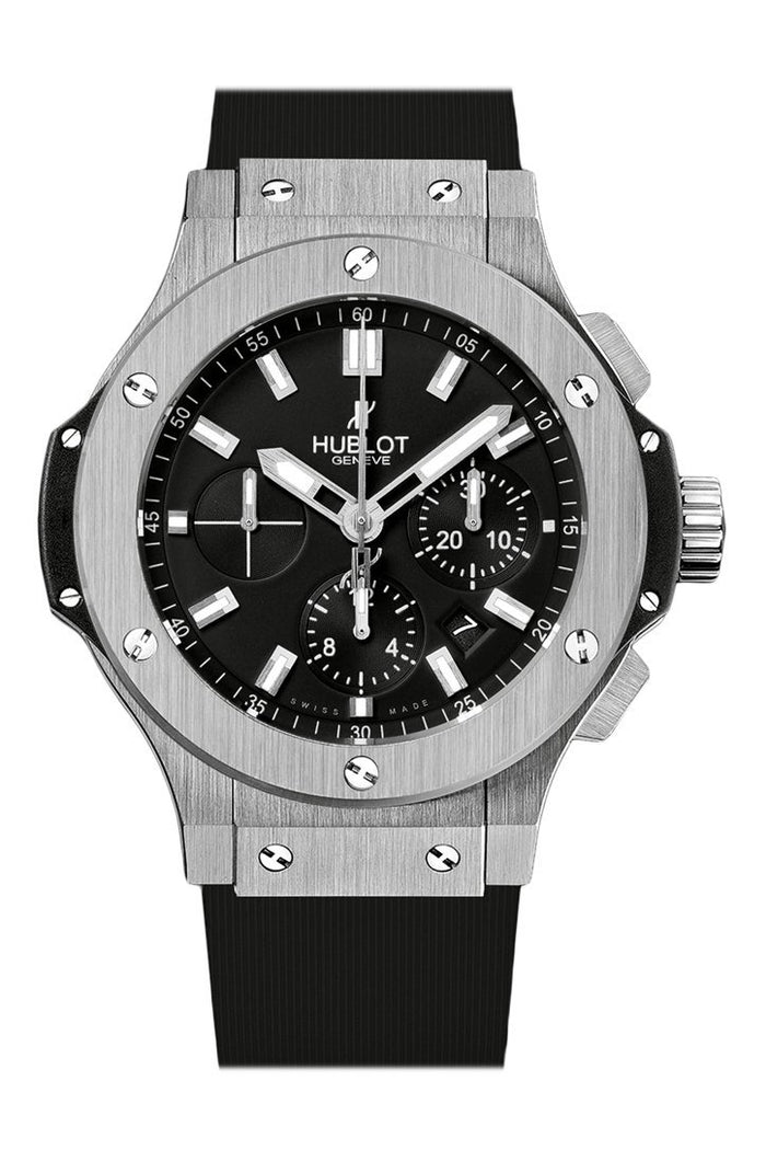 Hublot Big Bang 44mm Chronograph Black Dial Men's Watch 301.SX.1170.RX