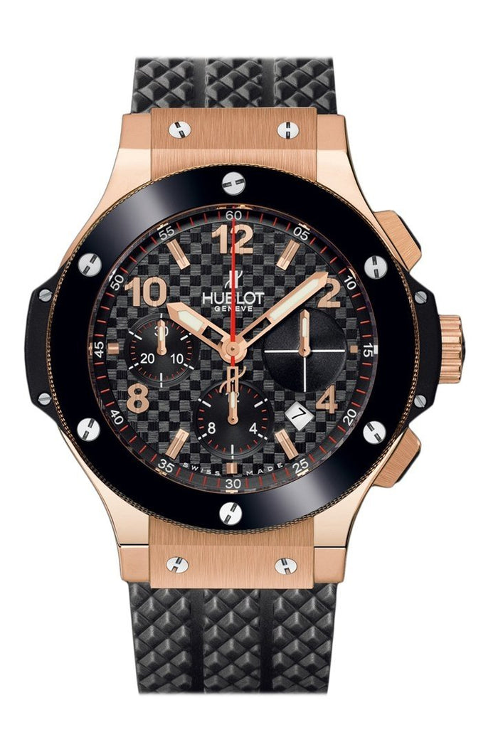 Hublot Big Bang 41mm Portocervo 18kt Rose Gold Watch Ladies watch 341.PE.230.RW