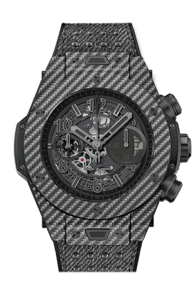 Hubolt Big Bang 45Mm Unico Italia Independent Skeleton Dial Limited Edition Mens Watch