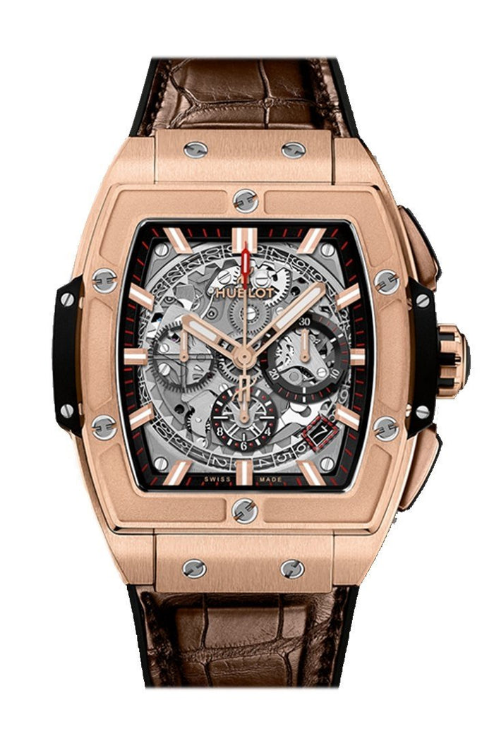 Hublot Spirit Of Big Bang 42mm Chronograph Mens Watch 641.OX.0183.LR